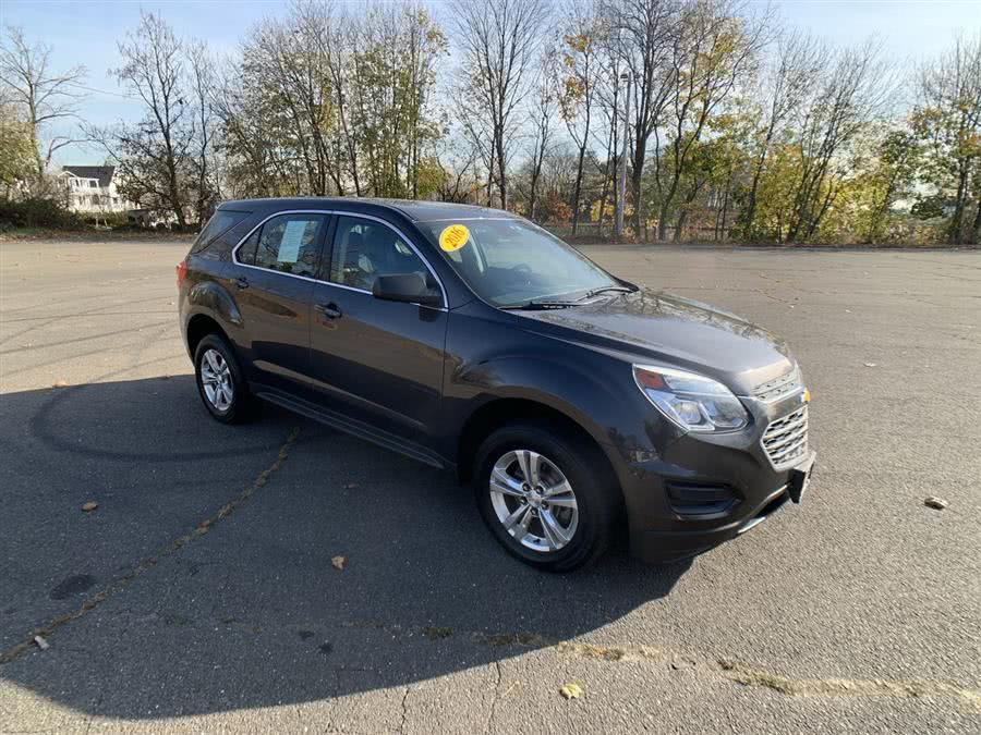 Used Chevrolet Equinox AWD 4dr LS 2016 | Wiz Leasing Inc. Stratford, Connecticut