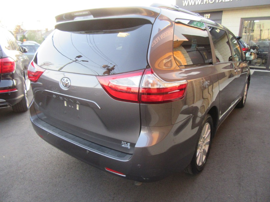 Used Toyota Sienna XLE Premium AWD 7-Passenger (Natl) 2017 | Royalty Auto Sales. Little Ferry, New Jersey