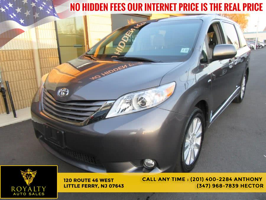 Used 2017 Toyota Sienna in Little Ferry, New Jersey | Royalty Auto Sales. Little Ferry, New Jersey