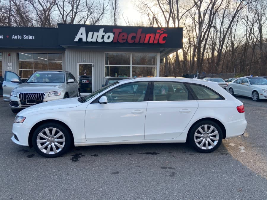 Used 2010 Audi A4 in New Milford, Connecticut