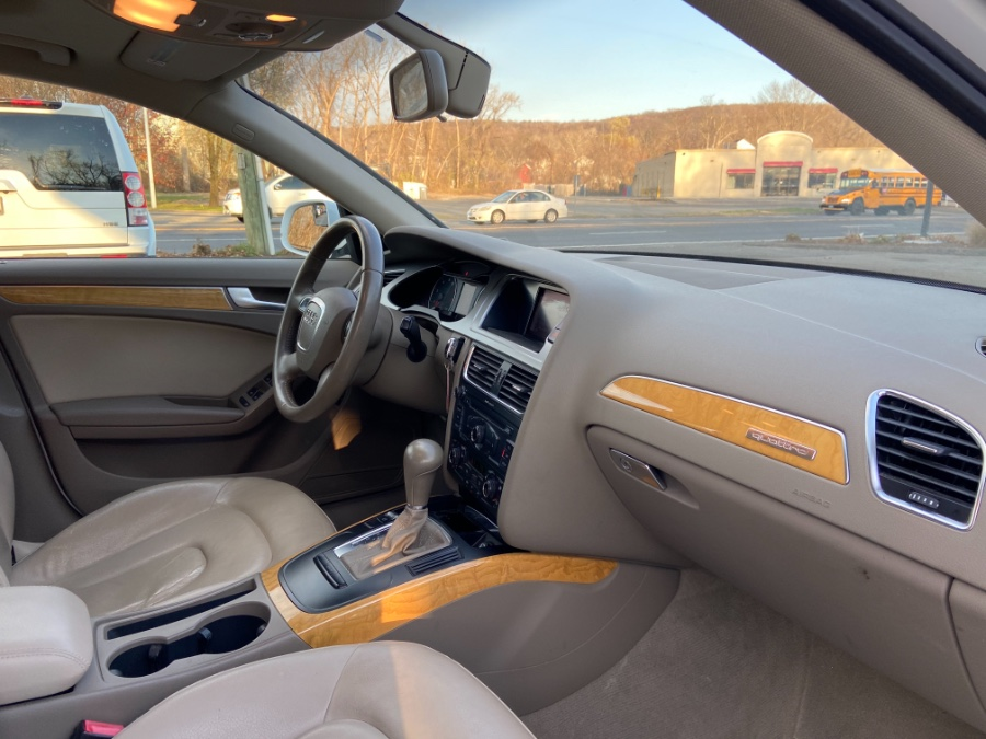 2010 Audi A4 4dr Avant Wgn Auto quattro 2.0T Premium  Plus, available for sale in New Milford, CT