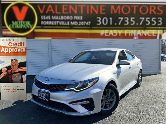 Used 2020 Kia Optima in Forestville, Maryland | Valentine Motor Company. Forestville, Maryland