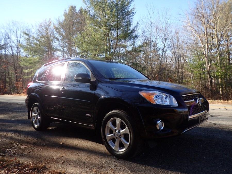 Used Toyota RAV4 4WD V6 5-Spd AT Ltd (Natl) 2011 | Eagleville Motors. Storrs, Connecticut