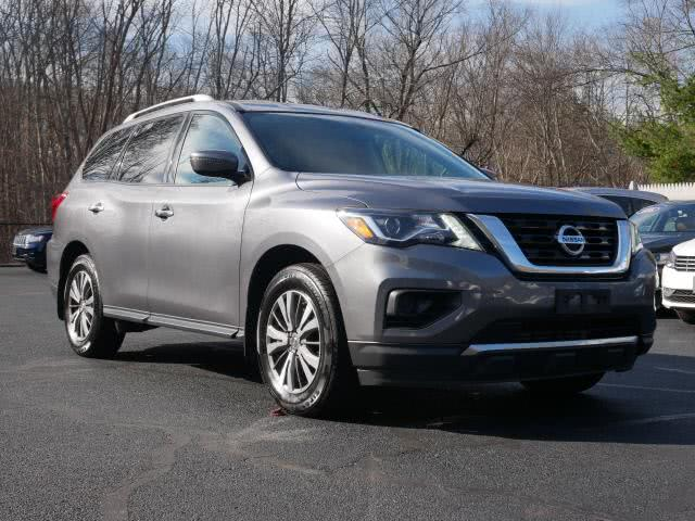 Used 2017 Nissan Pathfinder in Canton, Connecticut | Canton Auto Exchange. Canton, Connecticut