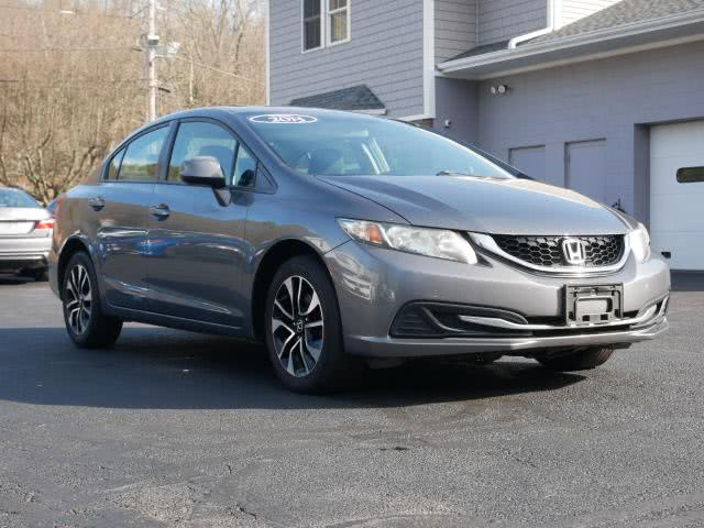 Used 2013 Honda Civic in Canton, Connecticut | Canton Auto Exchange. Canton, Connecticut