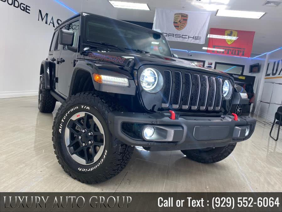 Used 2019 Jeep Wrangler Unlimited in Bronx, New York | Luxury Auto Group. Bronx, New York