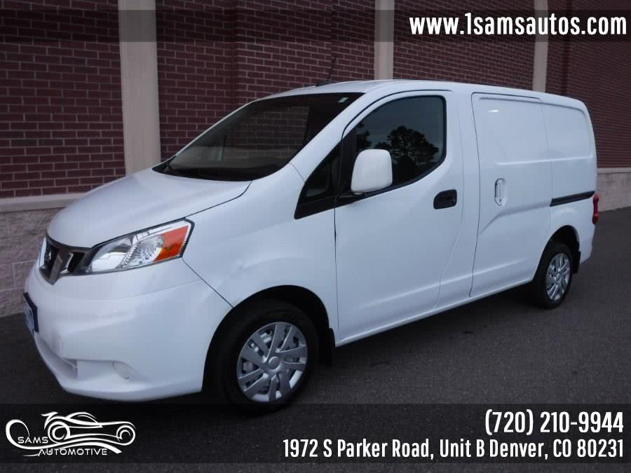 Used Nissan NV200 I4 SV 2015 | Sam's Automotive. Denver, Colorado
