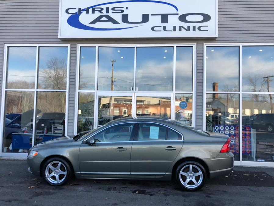 Used Volvo S80 4dr Sdn I6 Turbo AWD 2009   Chris's Auto Clinic. Plainville, Connecticut