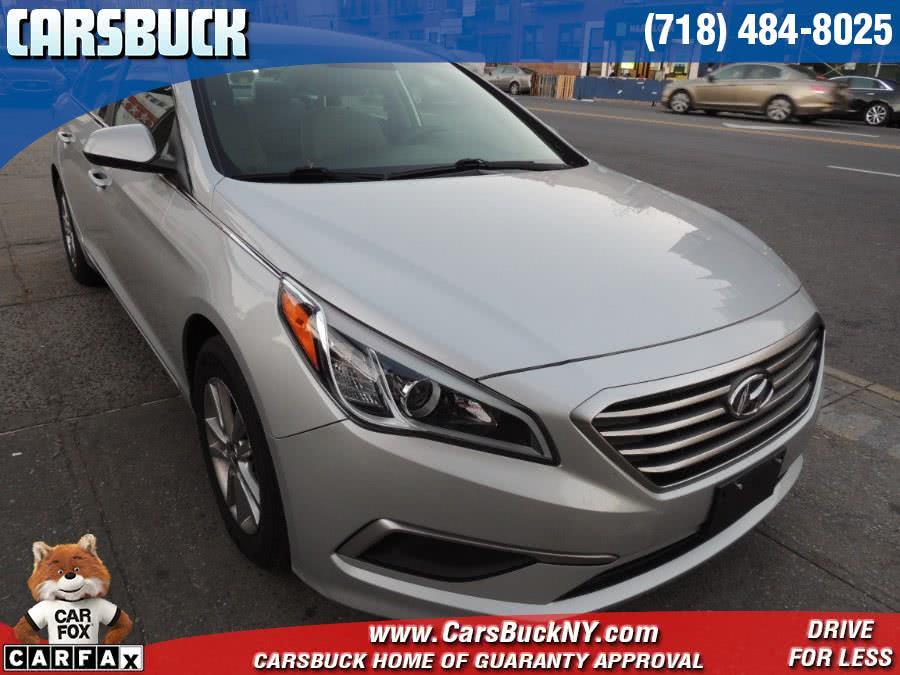 Used 2017 Hyundai Sonata in Brooklyn, New York | Carsbuck Inc.. Brooklyn, New York