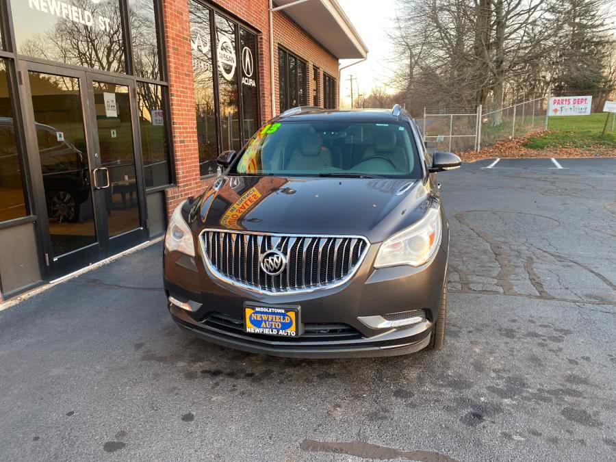Used 2013 Buick Enclave in Middletown, Connecticut | Newfield Auto Sales. Middletown, Connecticut