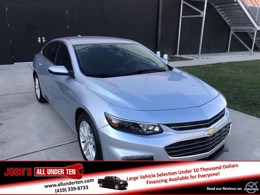 Used 2018 Chevrolet Malibu in Elida, Ohio | Josh's All Under Ten LLC. Elida, Ohio