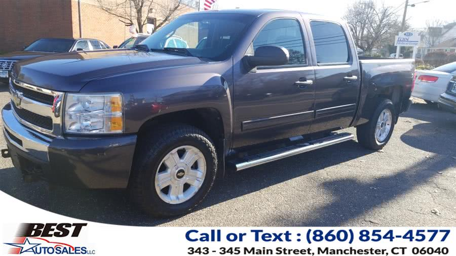 "Used Chevrolet Silverado 1500 4WD Crew Cab 143.5"" LT 2010 