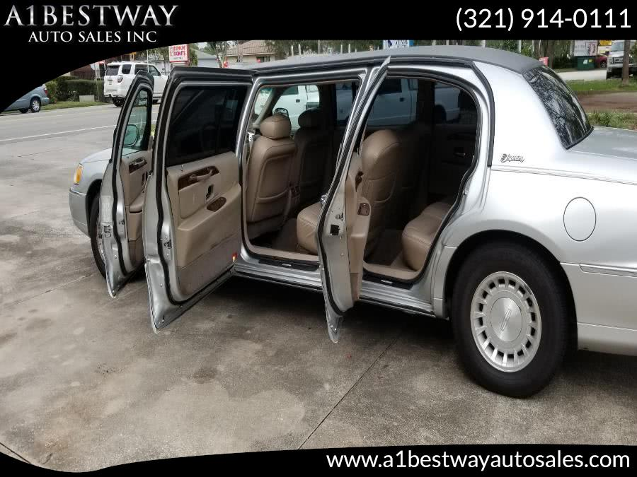 Used 2000 Lincoln LIMO Town Car LIMO in Melbourne , Florida | A1 Bestway Auto Sales Inc.. Melbourne , Florida