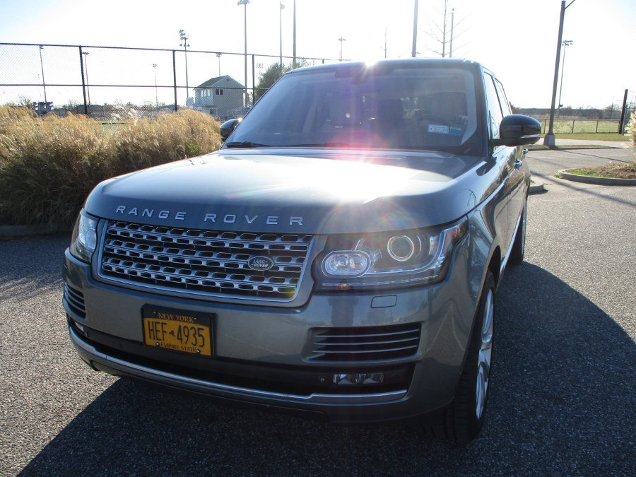 Used Land Rover Range Rover 4WD 4dr Supercharged LWB 2014 | South Shore Auto Brokers & Sales. Massapequa, New York