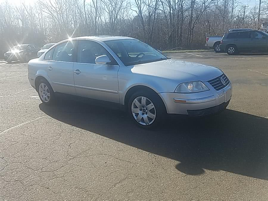 Used Volkswagen Passat Sedan 4dr GLS 4MOTION Auto 2005 | M&M Motors International. Clinton, Connecticut