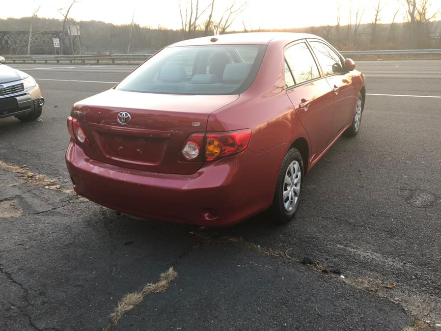 Used Toyota Corolla 4dr Sdn Auto LE 2009   Bridge Motors LLC. Derby, Connecticut
