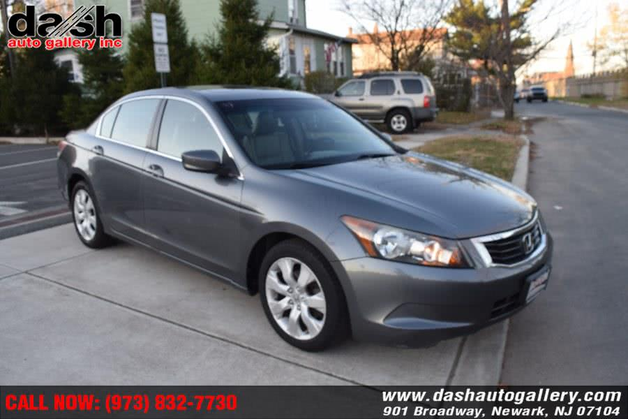 Used Honda Accord Sdn 4dr I4 Auto EX-L 2008 | Dash Auto Gallery Inc.. Newark, New Jersey