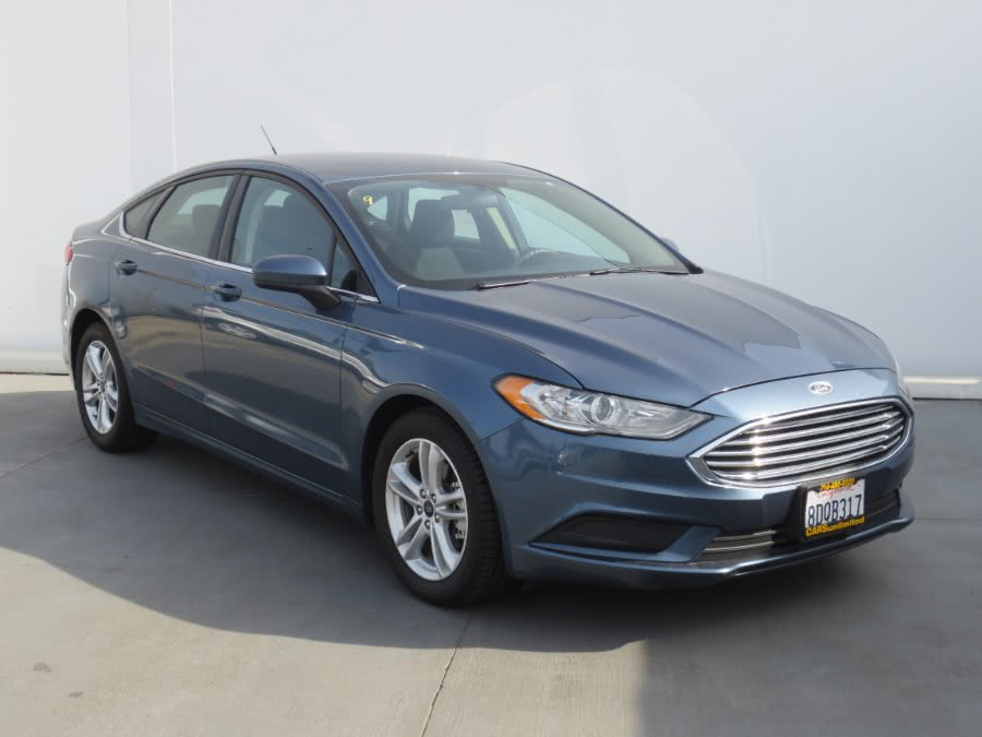 Used 2018 Ford Fusion in Santa Ana, California | Auto Max Of Santa Ana. Santa Ana, California