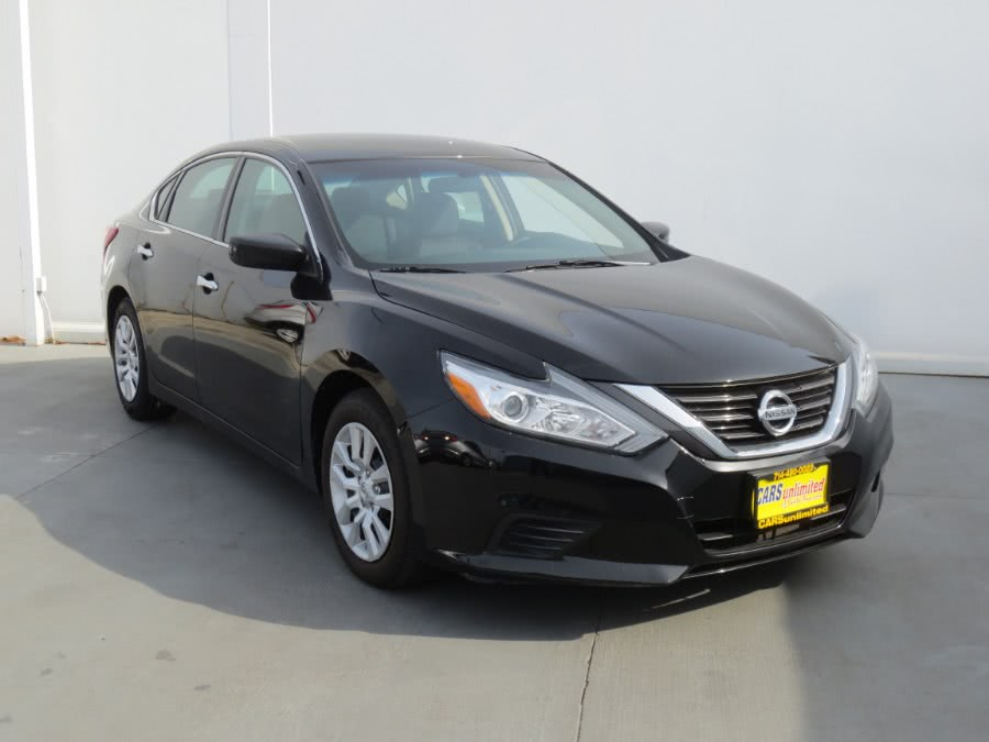 Used Nissan Altima 2.5 S Sedan 2018 | Auto Max Of Santa Ana. Santa Ana, California