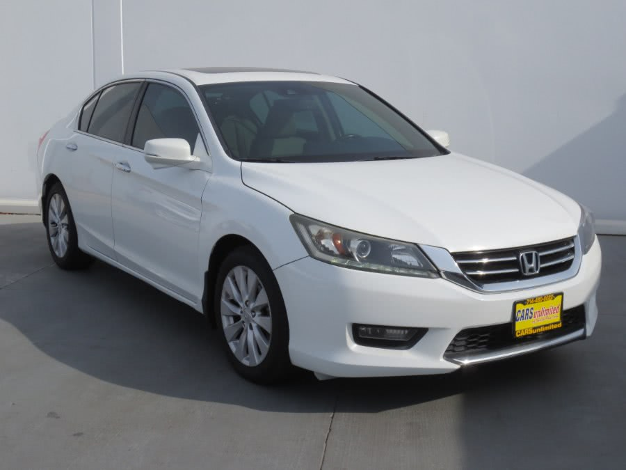 Used Honda Accord Sedan 4dr V6 Auto EX-L 2014 | Auto Max Of Santa Ana. Santa Ana, California