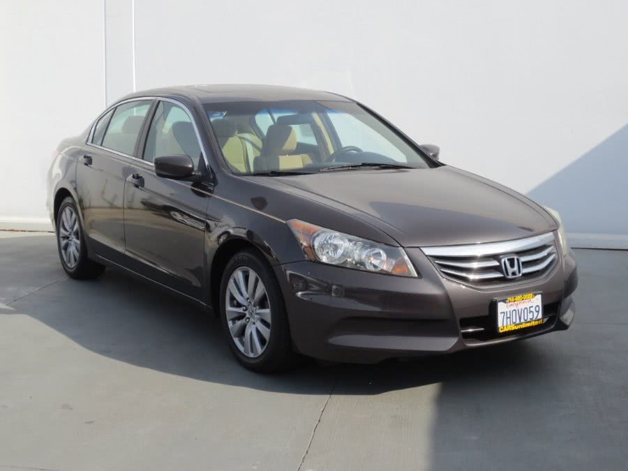 Used Honda Accord Sdn 4dr I4 Auto EX 2011 | Auto Max Of Santa Ana. Santa Ana, California