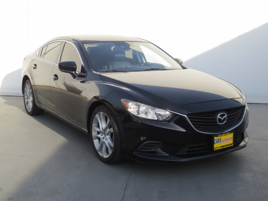 Used 2017 Mazda Mazda6 in Santa Ana, California | Auto Max Of Santa Ana. Santa Ana, California