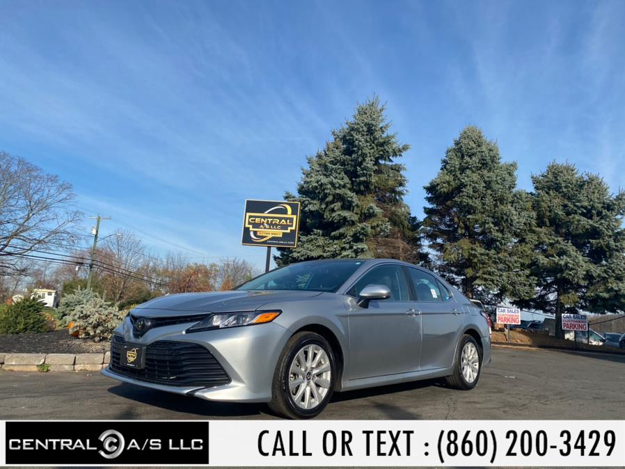 Used Toyota Camry LE Auto (Natl) 2020 | Central A/S LLC. East Windsor, Connecticut