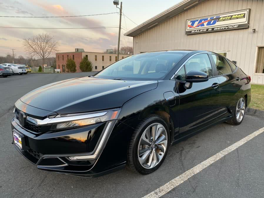 Used 2018 Honda Clarity Plug-In Hybrid in Berlin, Connecticut | Tru Auto Mall. Berlin, Connecticut