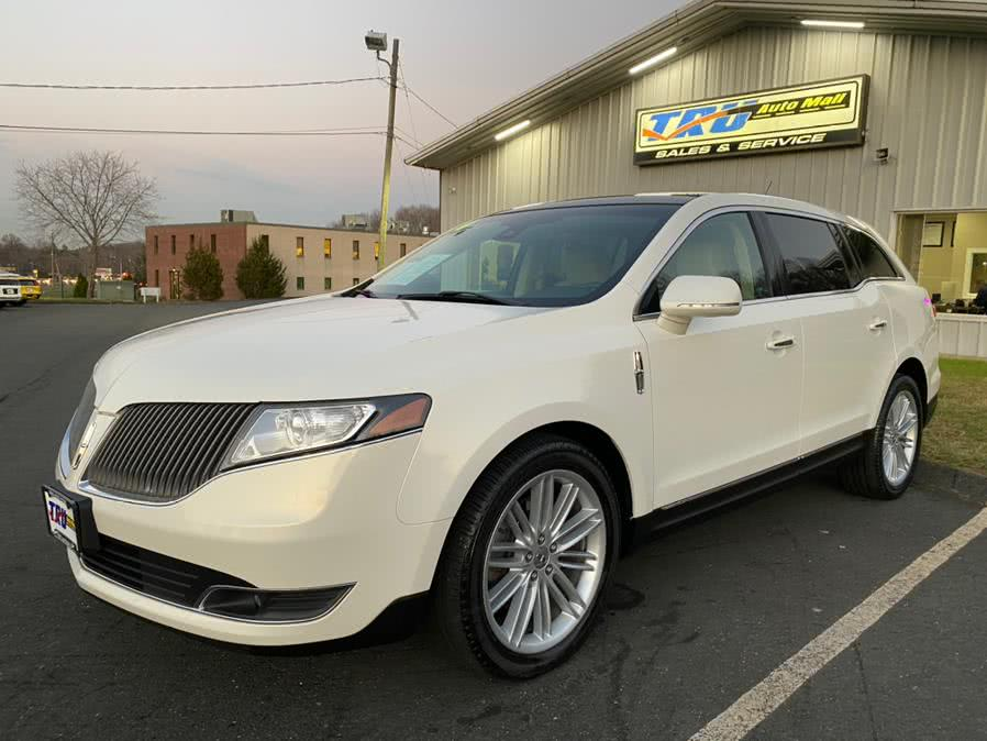 Used 2014 Lincoln MKT in Berlin, Connecticut | Tru Auto Mall. Berlin, Connecticut