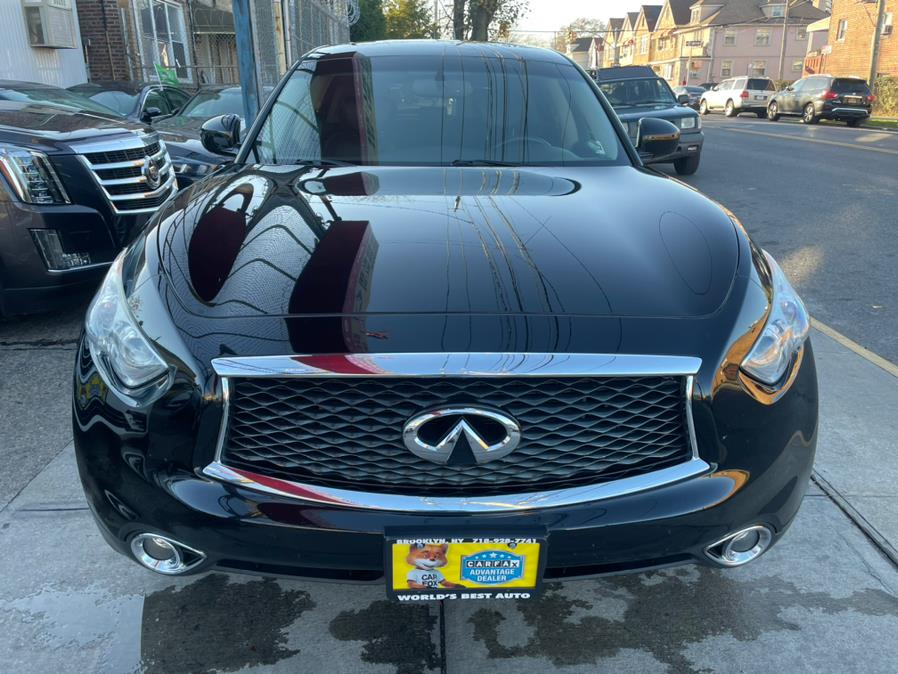 2017 INFINITI QX70 AWD, available for sale in Brooklyn, NY
