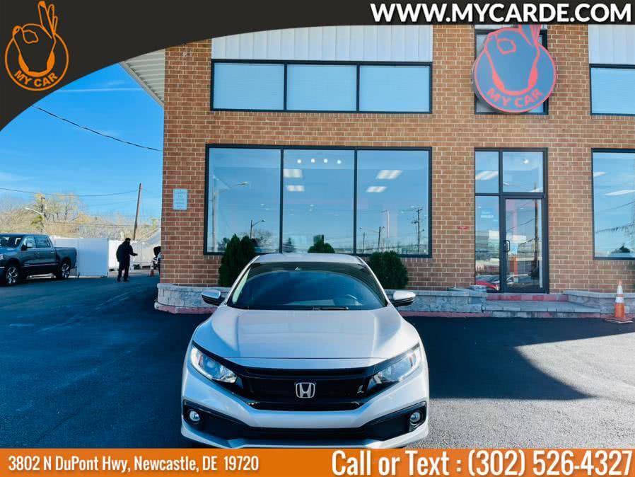 Used 2019 Honda Civic Sedan in Newcastle, Delaware   My Car. Newcastle, Delaware