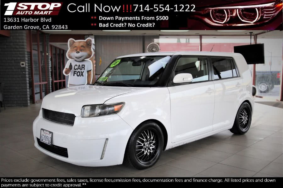 Used 2008 Scion xB in Garden Grove, California | 1 Stop Auto Mart Inc.. Garden Grove, California