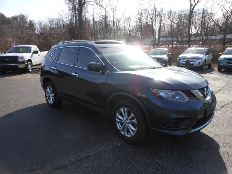 Used Nissan Rogue AWD 4dr SV 2016 | Yantic Auto Center. Yantic, Connecticut