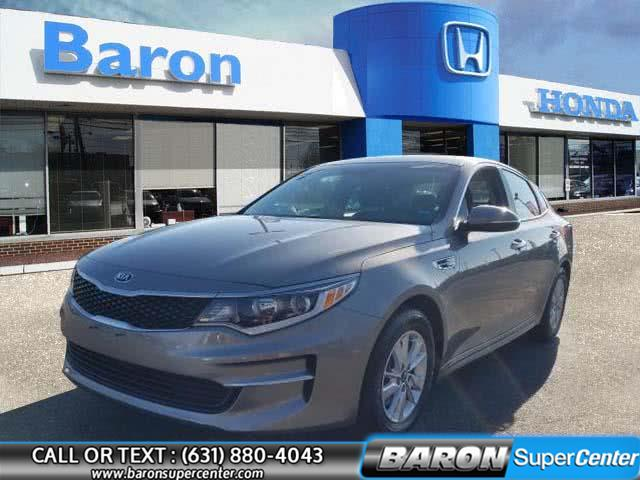 Used 2018 Kia Optima in Patchogue, New York | Baron Supercenter. Patchogue, New York