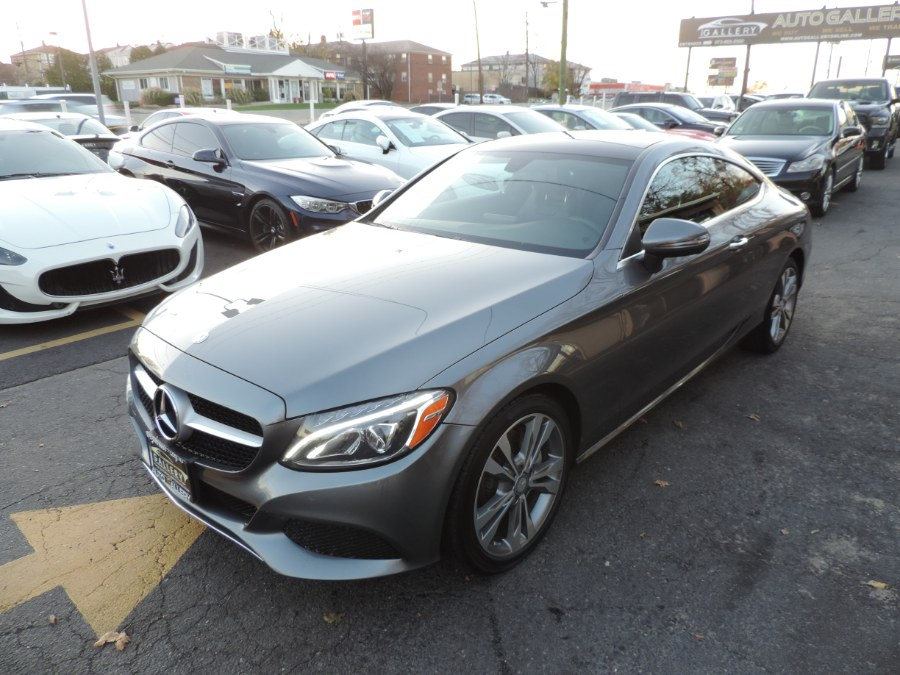 Used Mercedes-Benz C-Class C 300 4MATIC Coupe 2017   Auto Gallery. Lodi, New Jersey