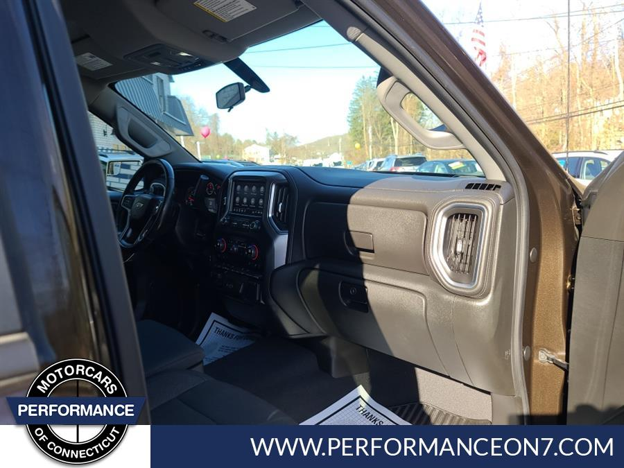 """Used Chevrolet Silverado 1500 4WD Double Cab 147"""" LT 2019 