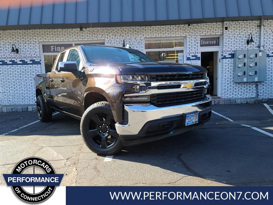 "Used Chevrolet Silverado 1500 4WD Double Cab 147"" LT 2019 