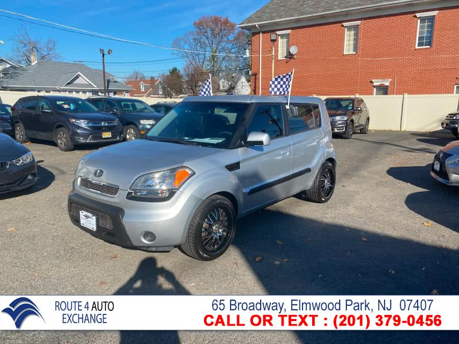 Used Kia Soul 5dr Wgn Auto Sport 2010 | Route 4 Auto Exchange. Elmwood Park, New Jersey