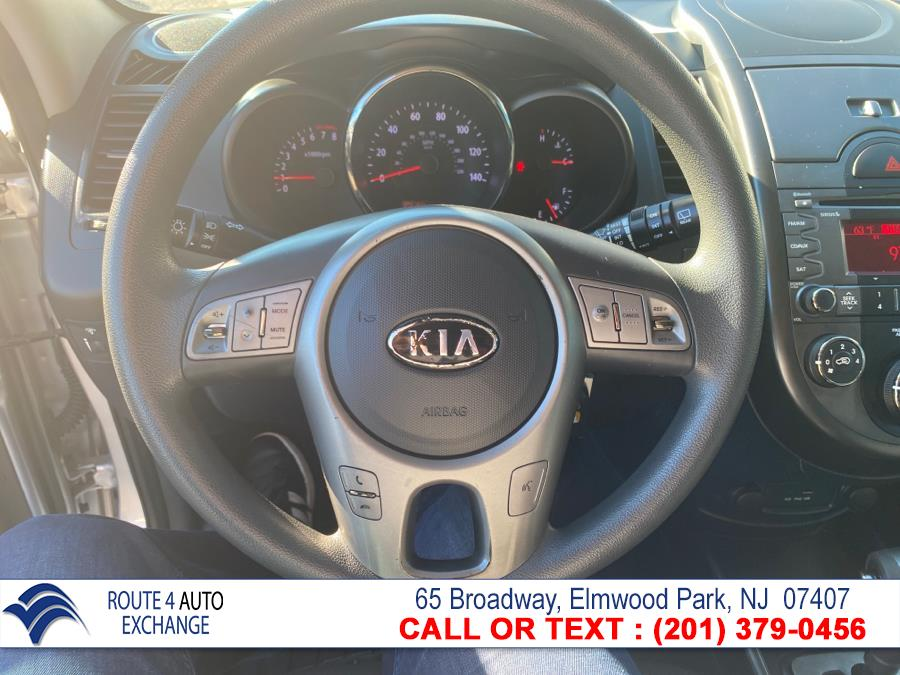 Used Kia Soul 5dr Wgn Auto Sport 2010 | Route 4 Auto Exchange. Elmwood Park, New Jersey