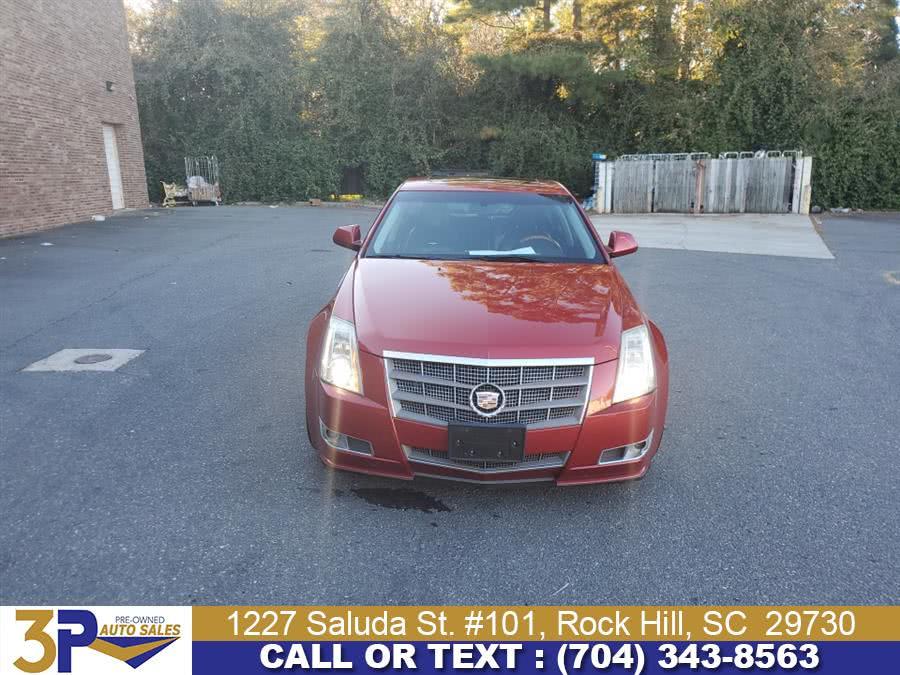 Used Cadillac CTS Sedan 4dr Sdn 3.6L Premium RWD 2011 | 3 Points Auto Sales. Rock Hill, South Carolina