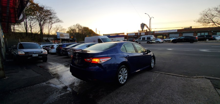 Used Toyota Camry LE Auto (Natl) 2018 | Rubber Bros Auto World. Brooklyn, New York