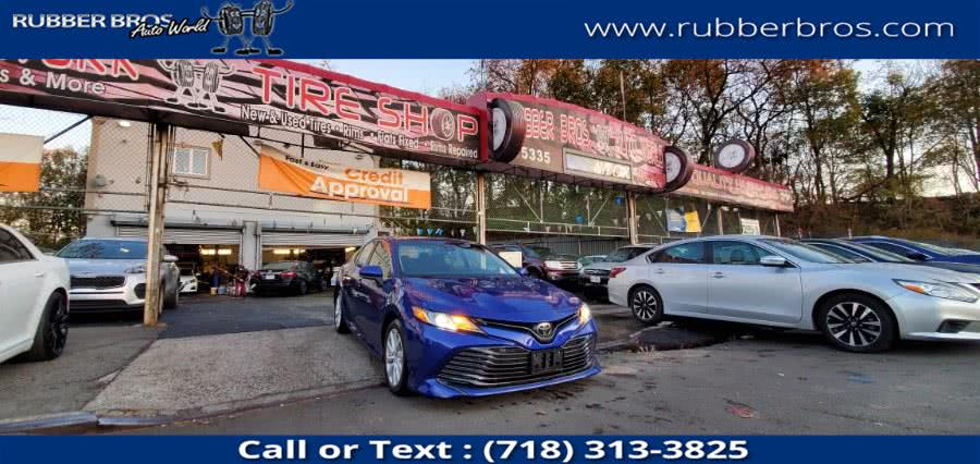 Used 2018 Toyota Camry in Brooklyn, New York | Rubber Bros Auto World. Brooklyn, New York