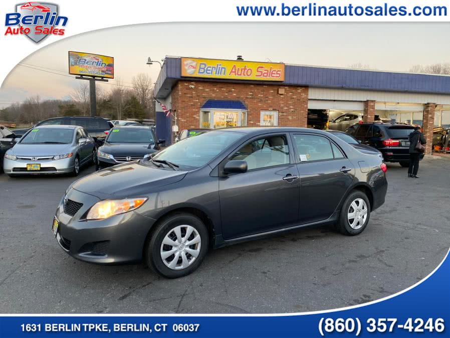 Used Toyota Corolla 4dr Sdn Auto LE 2010 | Berlin Auto Sales LLC. Berlin, Connecticut
