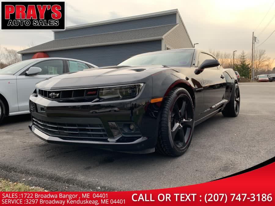 Used 2014 Chevrolet Camaro in Bangor , Maine | Pray's Auto Sales . Bangor , Maine