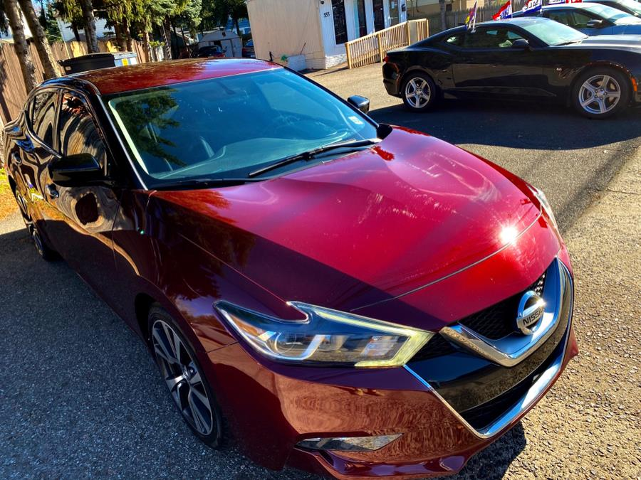 Used Nissan Maxima 4dr Sdn 3.5 S 2016 | Champion Auto Sales. Rahway, New Jersey