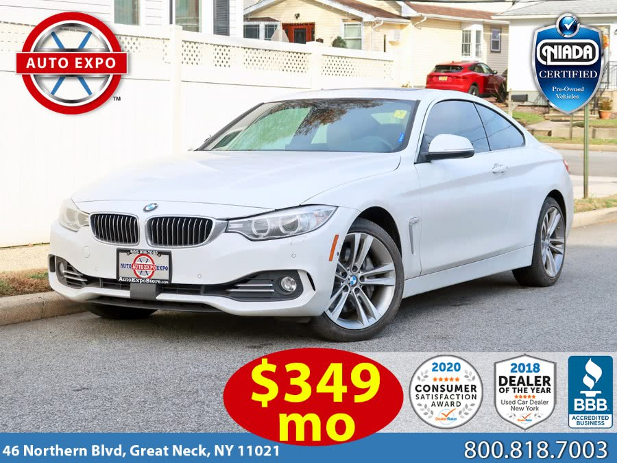 Used 2017 BMW 4 Series in Great Neck, New York | Auto Expo Ent Inc.. Great Neck, New York