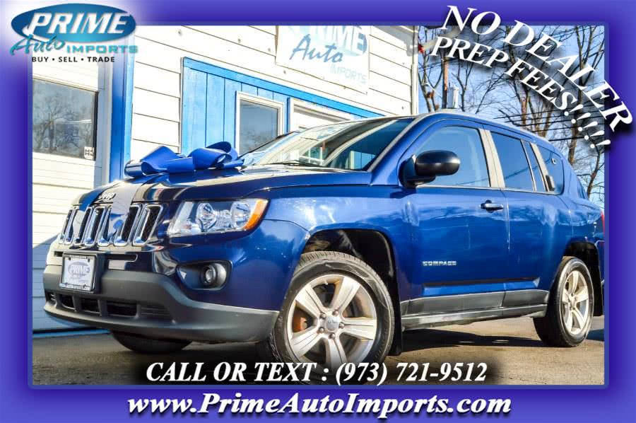 Used 2012 Jeep Compass in Bloomingdale, New Jersey | Prime Auto Imports. Bloomingdale, New Jersey