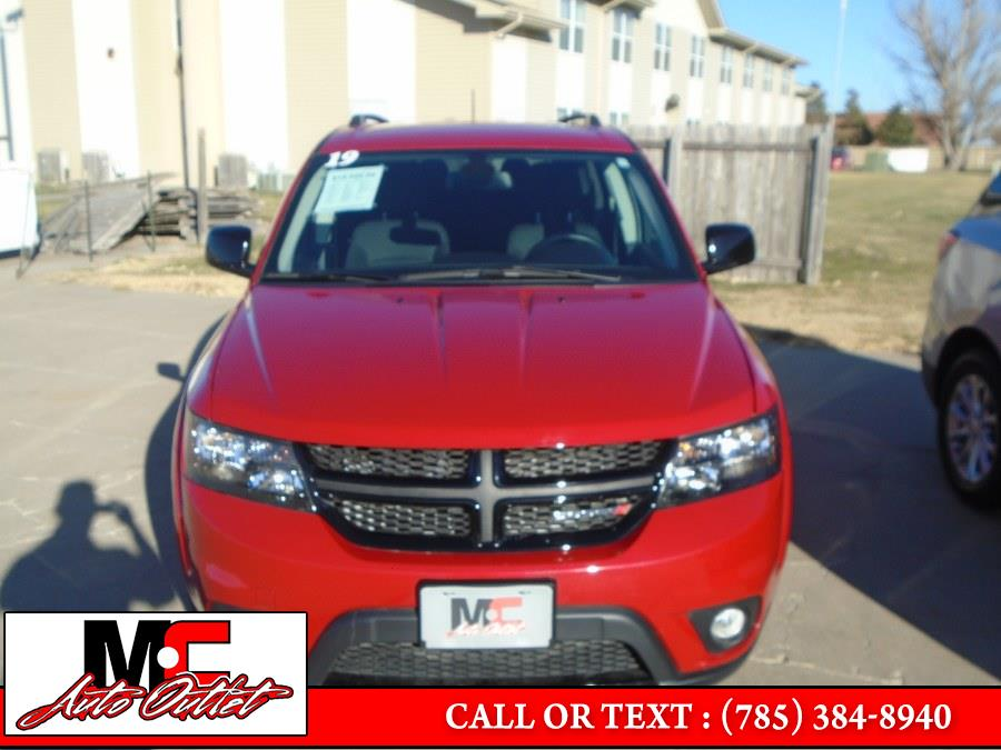 Used Dodge Journey SE FWD 2019 | M C Auto Outlet Inc. Colby, Kansas