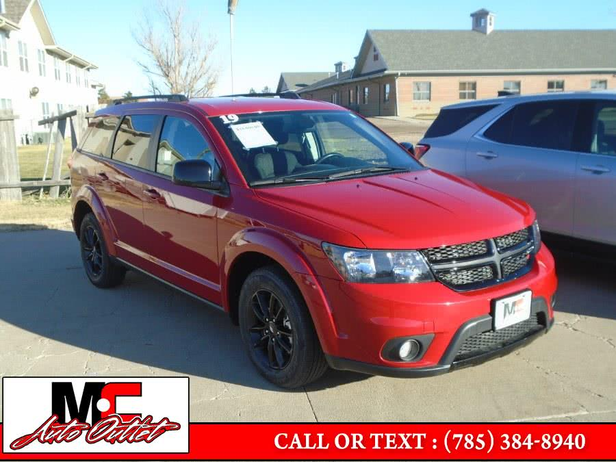 Used 2019 Dodge Journey in Colby, Kansas | M C Auto Outlet Inc. Colby, Kansas