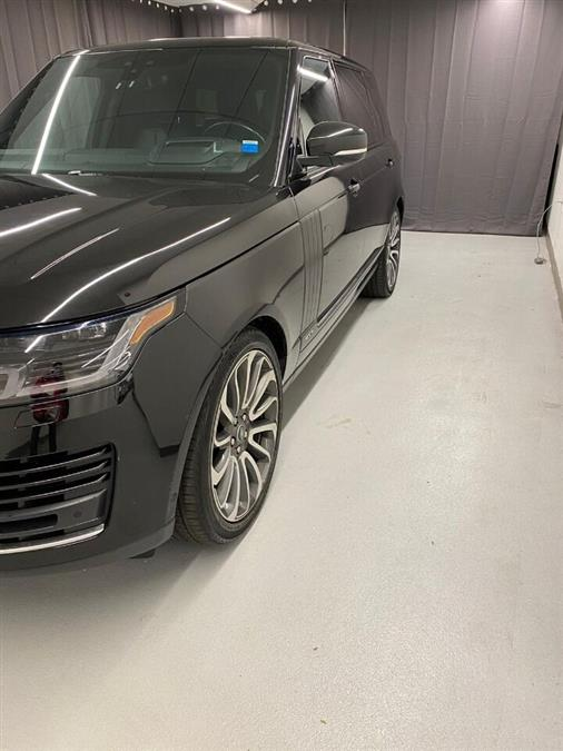 Used Land Rover Range Rover Supercharged LWB AWD 4dr SUV 2018 | SJ Motors. Woodside, New York